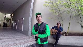 Yassine Jarram & Dizzy Dros - Acoustic Freestyle / 2015