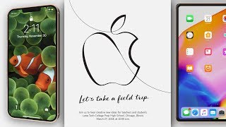 Apple Announces March 27th Keynote! What To Expect