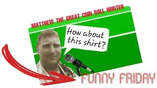 Hawaiian Shirt / Stand Up Comedy