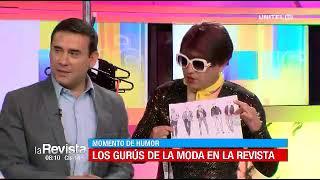 Humor: Los Gurús de la moda llegaron con novedades a La Revista