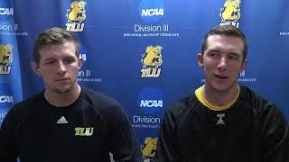 Dylan Drgac and Riley Schaefer, Texas Lutheran, Baseball Players of the Week (Week 3)