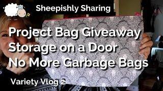 Bag Giveaway   Declutter with Me   Home Hacks   2019 Variety Vlog 2