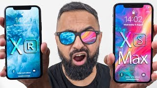 Unboxing The 2019 iPhone X Models