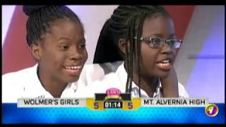 Wolmers Girls High vs Mt Alvernia High (SCQ) FEB18 2019