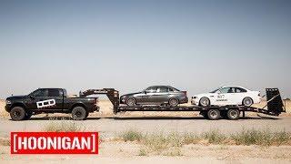 [HOONIGAN] Field Trip 007: Laguna Seca Bimmer Challenge with Vin's BMW E46 M3