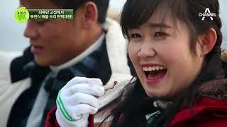 최북단 고성에서 맛보는 100%자연산 '섭'★ 완벽 재현한 북한식 해물요리!