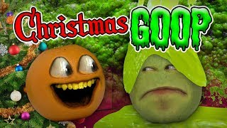 Annoying Orange - Christmas Goop! (FULL SONG)