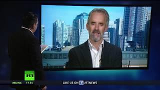 'The left has gone too far': Jordan Peterson warns against liberal 'totalitarian tilt'