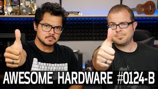 Awesome Hardware #0124-B: BEYOND Volta! Also Intel w/″VEGA INSIDE″ Debunked