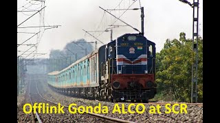 Rare catch : NER ALCO in SCR | IndianRailways | IRFCA #alco #trains #humsafar #Gonda #Indianrailways