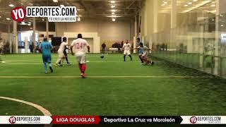 Deportivo La Cruz vs. Moroleon Liga Douglas