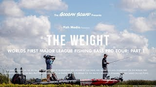 Worlds first Major League Fishing Bass Pro Tour Begins - The Weight