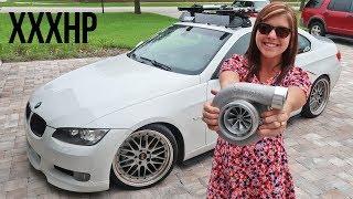 BMW 335i - Let's Talk Single Turbo!
