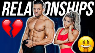 RELATIONSHIPS AND DIETING... ADDRESSING OUR ISSUES