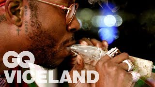 2 Chainz Smokes a $150,000 Pipe | Most Expensivest | VICELAND & GQ