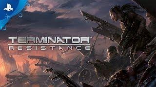 Terminator: Resistance   Announcement Trailer   PS4