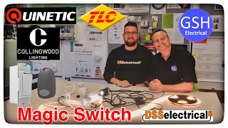 Quinetic Switches and Collingwood Landscape Lighting Masterclass From DSS Electrical