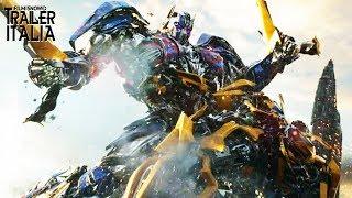 TRANSFORMERS - L'ULTIMO CAVALIERE | Bumblebee vs Optimus Prime!