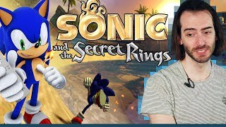 Sonic and the Secret Rings (Wii 2007) WORSE than Sonic 06!? - The Backlog