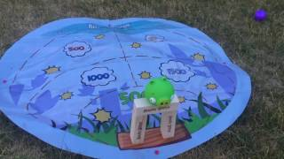 Angry Birds Action Game Opening and Review