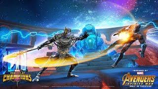 Marvel Contest of Champions - Corvus Glaive Spotlight