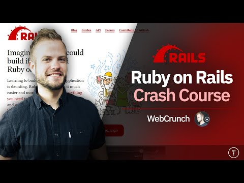 Ruby On Rails Crash Course 2020