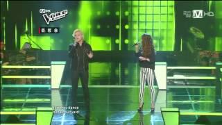보이스코리아 시즌2 - [Mnet 보이스코리아2 Ep.8] 김남훈vs오상아 - ″Hotel California″
