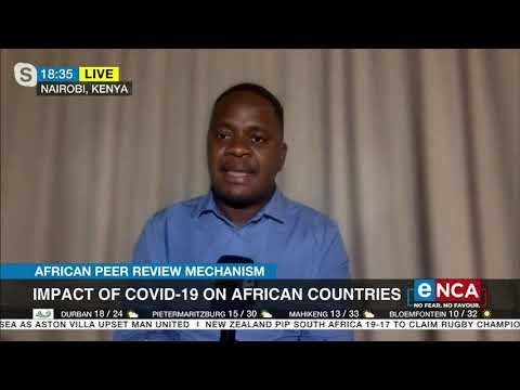 Impact of COVID-19 on African countries