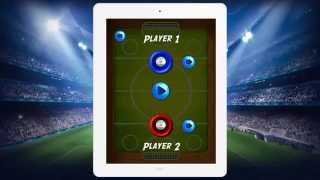 Soccer Air Hockey - Multiplayer Sport Game (Gameplay ) by Arth I-Soft