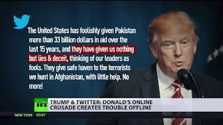 Trump & Twitter: Donald's online crusade creates trouble offline