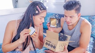 Unboxing Lazada Mystery Box Worth ₱499! ft. Kramer Ford