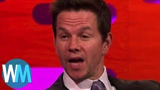 Top 10 Celebrities Wasted on Live TV