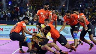 Pro Kabaddi 2019 Highlights   Telugu Titans vs U Mumba   Hindi M1
