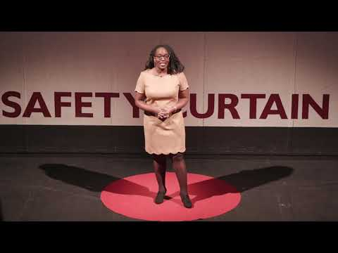 Life Lessons My Iron Taught Me About Overcoming Adversity | Emem Washington | TEDxRoyalCentralSchool