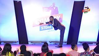 Alex Muahngi Comedy Store April18 -Kabaata