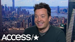 'The Tonight Show's' Jimmy Fallon On His Zip Line Ride & Doing A 'Hamilton' Sketch In Puerto Rico