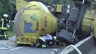 Tödlicher Verkehrsunfall B54