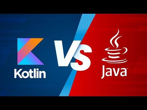 Kotlin vs Java   Java or Kotlin For Android Development   Java And Kotlin Tutorial   Simplilearn