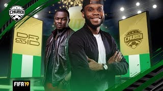 Pack Opening with a Nigerian Celeb! Crazy Walkout!!! | FIFA 19 Ultimate Team