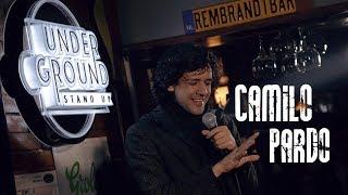 Underground Stand-Up : Cap 01 - Camilo Pardo