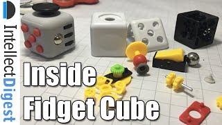 What Is Inside A Fidget Cube? Teardown