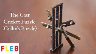 The Cast Cricket Puzzle