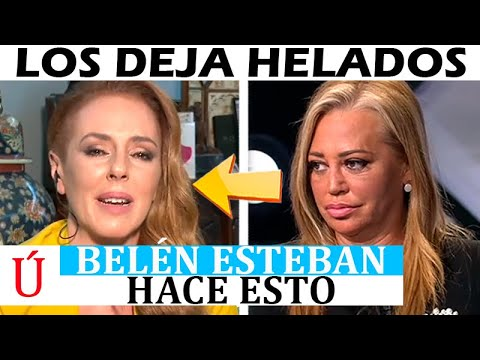 Triste final de Rocío Carrasco: Belén Esteban deja a todos helados ¡Qué está haciendo!