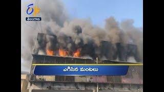 10 AM | Ghantaravam | News Headlines | 22nd April 2019 | ETV Telangana