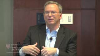 ″The New Digital Age″ with Eric Schmidt
