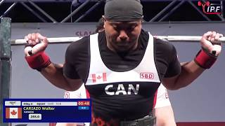Men Open, 93 kg - World Classic Powerlifting Championships 2018
