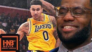 Los Angeles Lakers vs Detroit Pistons Full Game Highlights   March 15, 2018-19 NBA Season