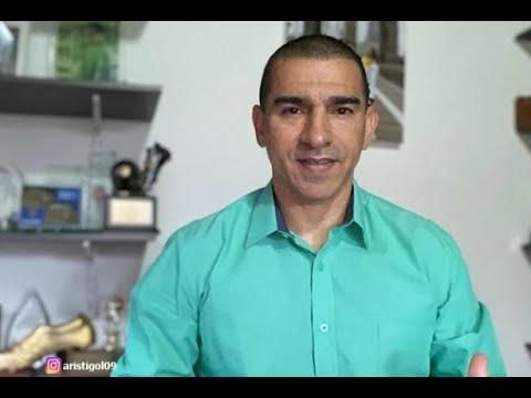 En video quedó registrado atraco del que fue víctima Víctor Hugo Aristizábal