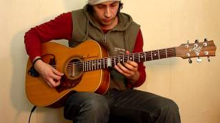 All Of Me - Gypsy Jazz Style Guitar