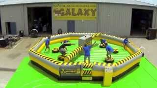 Meltdown! Multi Player Action Game for Rent from InflatablesNY